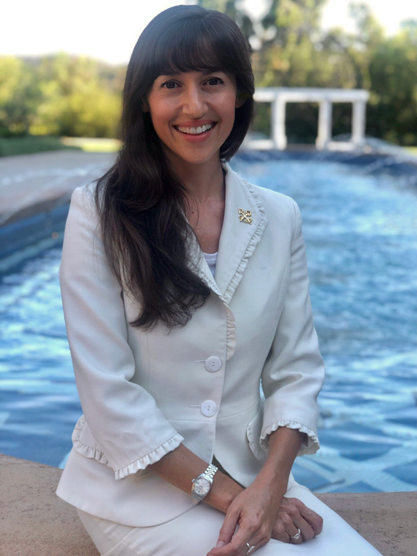 Adhara Mereles Concierge Of Fairmont Grand Del Mar San Diego California