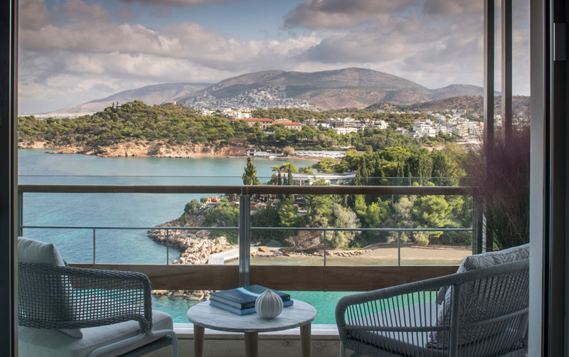 Arion Sea View Room Four Seasons Astir Palace Hotel Athen Greece