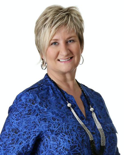 Kelly Garrett Corporate Photo On White Background