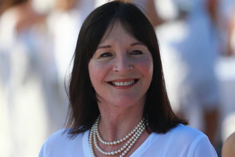 Photo of Miss World Director Julia Morley