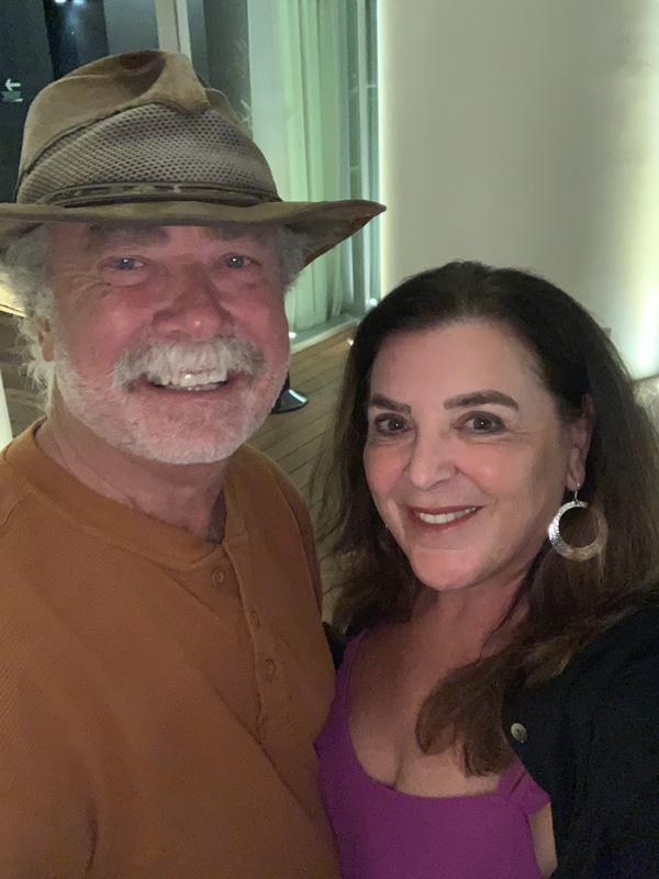 Vianne Timmons With Her Husband Stuart Mason
